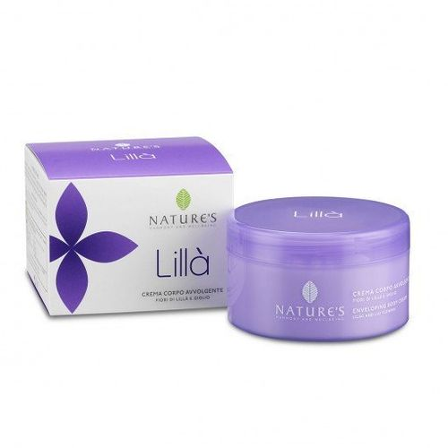 Nature's Lillà - crema corpo (400ml)